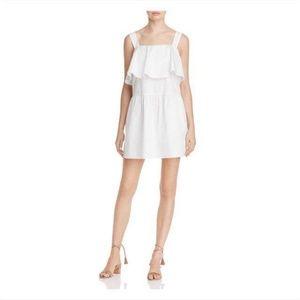 Rebecca Minkoff White Dress Size 8 NWT